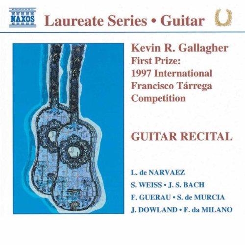 First Prize: 1997 Int'L Francisco Tarrega Comp