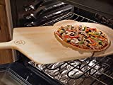 USA Made Pizza Peel/Paddle for Home Chef, Pizza Chef, Gourmet Chef, BBQ Chef, Artisan Bread Bakers