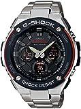 [カシオ]CASIO 腕時計 G-SHOCK G-STEELシリーズ 世界6局電波対応ソーラーウォッチ GST-W100D-1A4JF メンズ