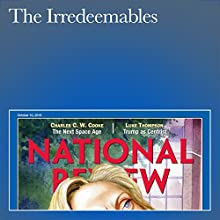 The Irredeemables Periodical by Kevin D. Williamson Narrated by Mark Ashby