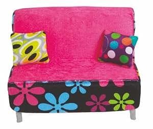 Manhattan Toy Manhattan Toy Groovy Style Swanky Sofa from Manhattan Toy, Multi Color