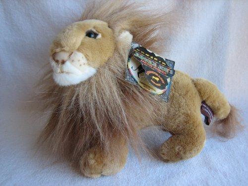 Jungle Joe's Safari Friends Longfellow the Lion - 8 of 9