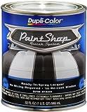 Dupli-Color (BSP200-2 PK) 'Paint Shop' Jet Black Finish System Base Coat - 1 Quart, (Case of 2)