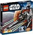 Lego Star Wars - 7915 - Jeu de Construction - Imperial V - Wing Starfighter