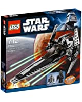 Lego Star Wars - 7915 - Jeu de Construction - Imperial V - Wing Starfighter