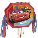Disney Cars Pinata with Pull Pop-Out