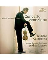 Giuliano Carmignola: Concerto Veneziano