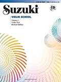 Suzuki Violin School Volume 1 - Revised Edition (Book & CD) (Suzuki Violin School, Violin Part)