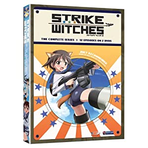 Strike Witches: The Complete 1st Season movie