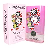 Ed Hardy Born Wild for Women, Eau de Parfum Spray, 3.4 Ounce