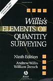 Elements of Quantity Surveying