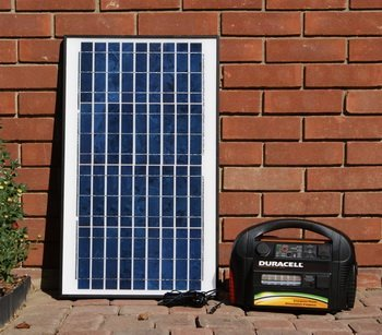 Solar Generator Plug N Play Kit By Offgridsolargenerators W New 25Ft Wire