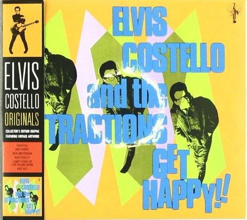 Elvis Costello - Get Happy - Zortam Music