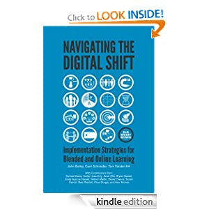 Logo for Navigating The Digital Shift: Implementation Strategies For Blended And Online Learning