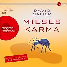Mieses Karma Hörbuch von David Safier Gesprochen von: Nana Spier
