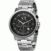 Armani Exchange Chronograph 50M Mens Watch - AX2063
