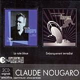 echange, troc Claude Nougaro, Yvan Cassar - Coffret 2 CD : La Note Bleue / Embarquement immédiat