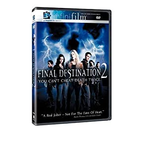 Click to buy Scariest Movies of All Time: Final Destination 2 from Amazon!