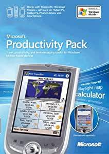 Microsoft Productivity Pack for Windows Mobile [Old Version]