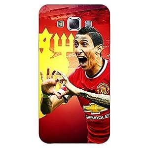 Jugaaduu Manchester United Di Maria Back Cover Case For Samsung Galaxy A5