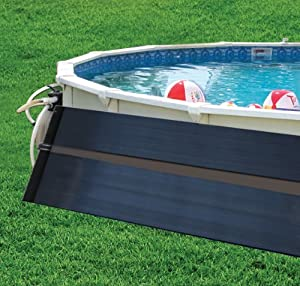1-2'X10' SunQuest Solar Swimming Pool Heater with Roof/Rack Mounting Kit from SUNSOLAR