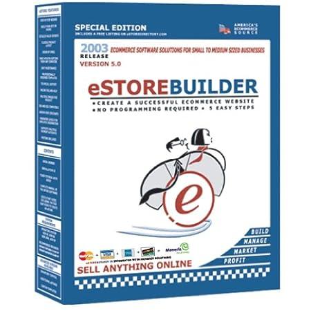 eStorebuilder 5.0