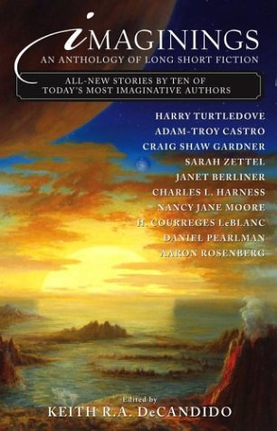 Image for Imaginings:  An Anthology of Long Short Fiction