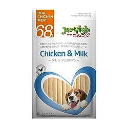 JerHigh Milk Stix Dog Treats, 100 g