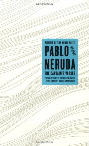 The Captain's Verses: Love Poems (New Directions Books) written by Pablo Neruda