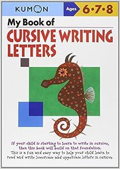 Cursive writing amazon