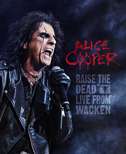 Original album cover of Raise the Dead: Live From Wacken by Alice Cooper