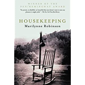 Housekeeping by marilynne robinson an analysis