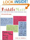 RiddleMath : Using Student-Written Riddles to Build Mathematical Power