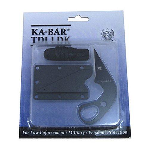 Ka-Bar Knives Tdi Last Ditch Fixed Ankle Knife 5-1478Bp-4