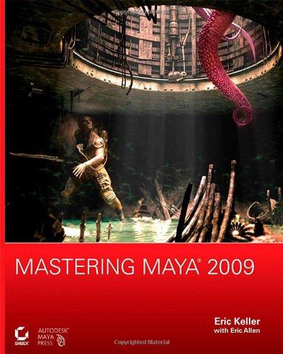 3D Book Mastering Maya 2009