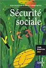 S�curit� sociale, 10e �dition par Dupeyroux