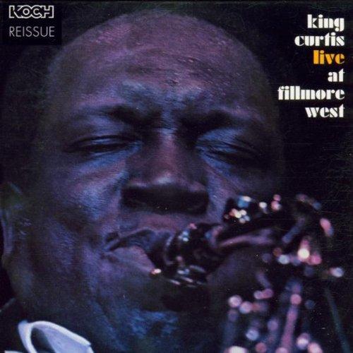 King Curtis Live at Fillmore West artwork
