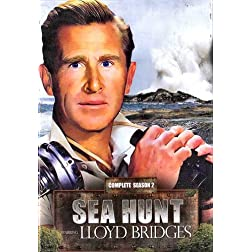 Sea Hunt Complete Season Two