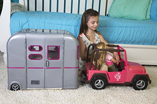 our generation r v seeing you camper for 18 inch dolls baby toddler diapering changing mats trays. Black Bedroom Furniture Sets. Home Design Ideas