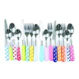 Polka Dots Cutlery Set