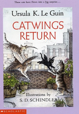 Image for Catwings Return (Catwings (Paperback))