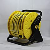 KARCHER Water Hose Reel HR25 Wall-mounted Portable Wind-up Small 15m for Garden + (8GB USB Flash Drive)
