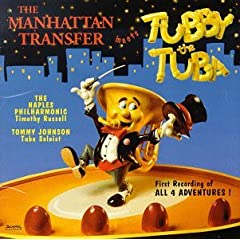 "Featured recording ""Manhattan Transfer Meets Tubby the Tuba"""