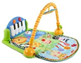 Fisher-Price Kick and Play Piano Gym, Discover 'N Grow CustomerPackageType: Frustration-Free Packaging Infant, Baby, Child