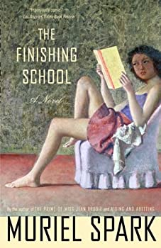 "Cover of ""The Finishing School"""