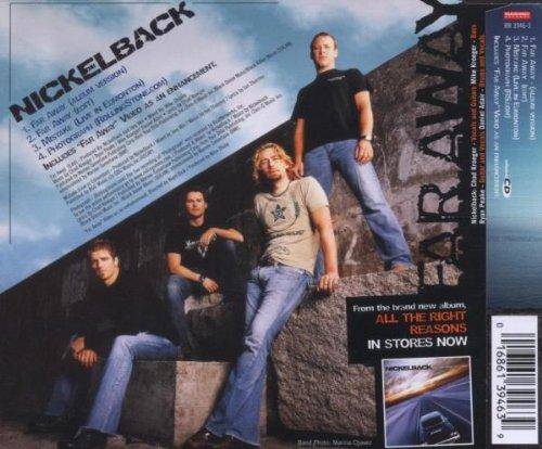 Nickelback Album Far Away Pt 2