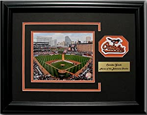 CGI Sports Memories Baltimore Orioles Camden Yards Photo Frame with 3D Double Mat by CGI Sports Memories