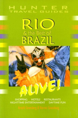 Rio & the Best of Brazil Alive (Alive Guides Series)