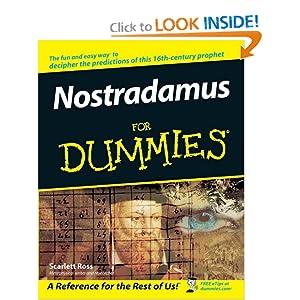 What Did Nostradamus Predict For 2012?.