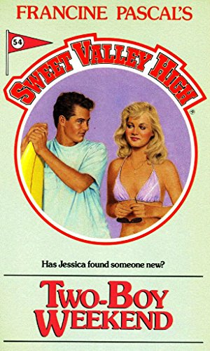 two-boy-weekend-sweet-valley-high-book-54-english-edition